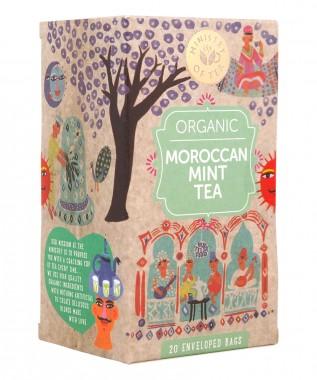 Мароканска мента - органичен чай - 20 бр