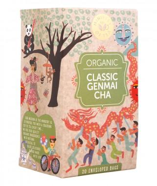 Класически генмай ча - органичен чай - 20 бр