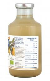 """Напитка с балсамов оцет """"Лимон и джинджифил"""" - био - 500 мл,  500 мл"""
