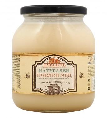 Натурален полифлорен мед - 900 г