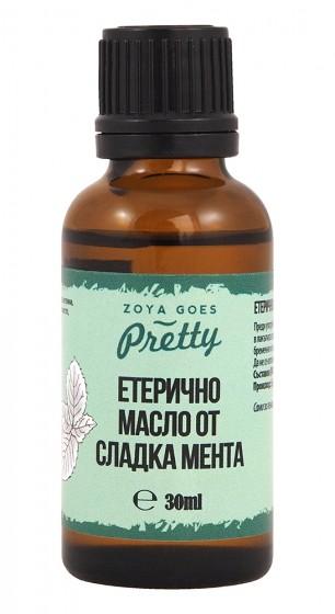 Етерично масло от сладка мента - 30 мл