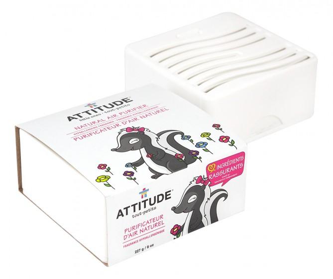 Ароматизатор за детска стая - хипоалергенен - 227 г, Attitude,  1 бр