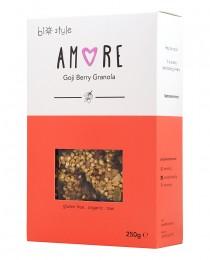 Goji Berry Granola - organic - 250g, Biostyle,  250 g