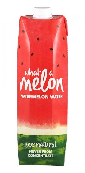 Натурална напитка от диня - не от концентрат - 1 л, What a Melon,  1 Л