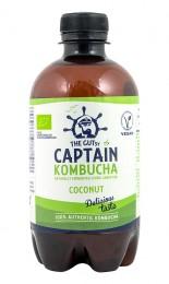 Комбуча кокос - био - 400 мл, Captain Kombucha,  400 мл