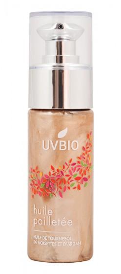 Бронзиращо масло - био - 50 мл, UVBio,  50 мл
