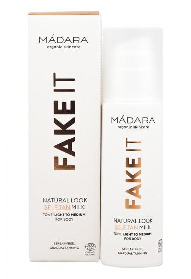 Fake It Natural Look Self Tan Milk - 150ml,  150 ml