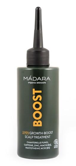 Терапия за растеж на косата - 3 минути - 100 мл, Madara,  100 мл