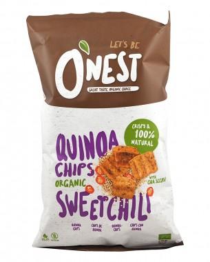 Quinoa Chips Sweet Chili - organic - 75g