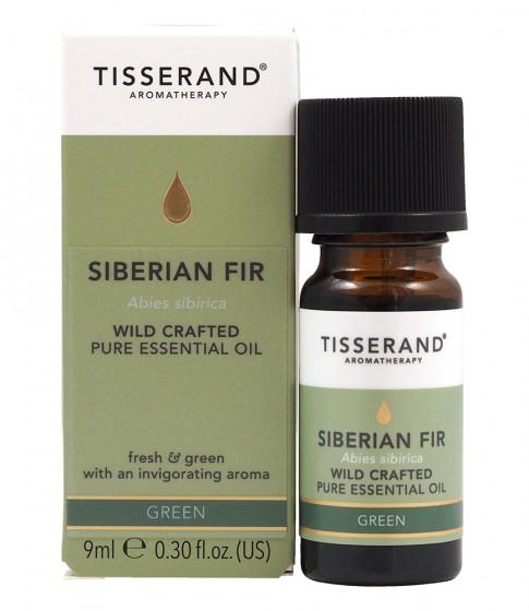 Етерично масло от сибирска ела - 9 мл, Tisserand® Aromatherapy,  9 мл