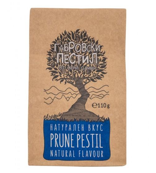 Габровски пестил от сини сливи - натурален - 110 г, Габровски пестил,  110 г