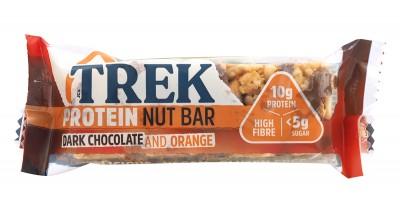 Protein Nut Bar - Dark Chocolate and Orange - 40g