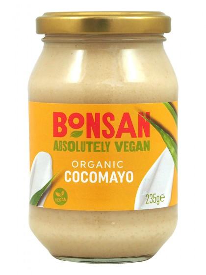 Кокосова майонеза - био - 235 г, Bonsan,  235 г