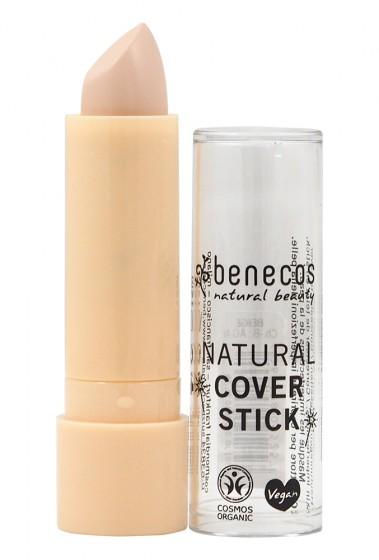 Коректор стик Vanilla - био - 4.5 г, Benecos,  4.5 г
