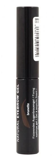 Natural Eyebrow Gel - Brunette - organic - 3 ml