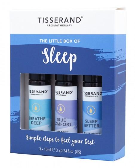 """Рол-он комплект с етерични масла """"Сън"""" - 3 бр., Tisserand® Aromatherapy,  1 бр"""