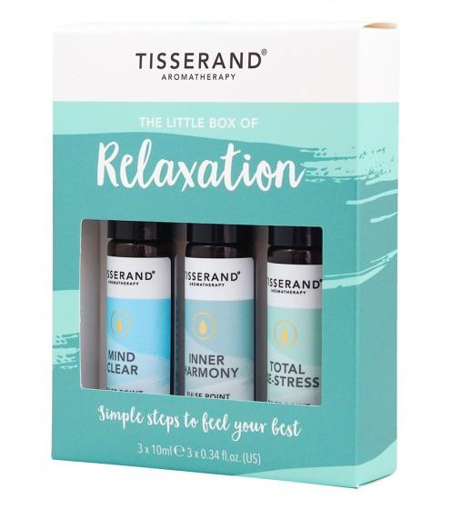 "Рол-он комплект с етерични масла ""Спокойствие"" - 3 бр., Tisserand® Aromatherapy,  1 бр"