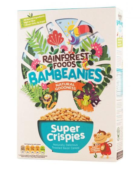 Хрупкави безглутенови топчета - 350 г, Rainforest Foods,  350 г