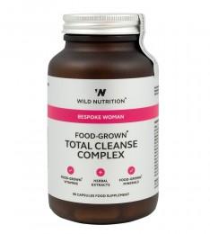 Комплекс за жени Total Cleanse - 90 капсули, Wild Nutrition,  90 бр