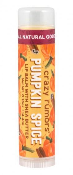 """Балсам за устни - """"Pumpkin Spice"""", Crazy rumors,  1 бр"""