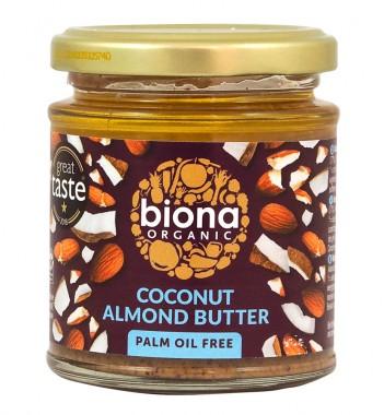 Бадемово-кокосово масло - био - 170 г