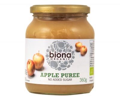 Ябълково пюре - био - 360 г