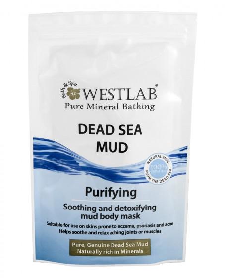 Кал от Мъртво море - 600 г, Westlab,  600 г
