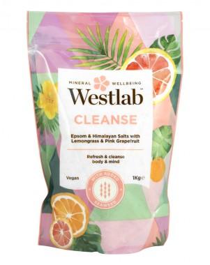 Cleanse Bathing Salts - 1kg