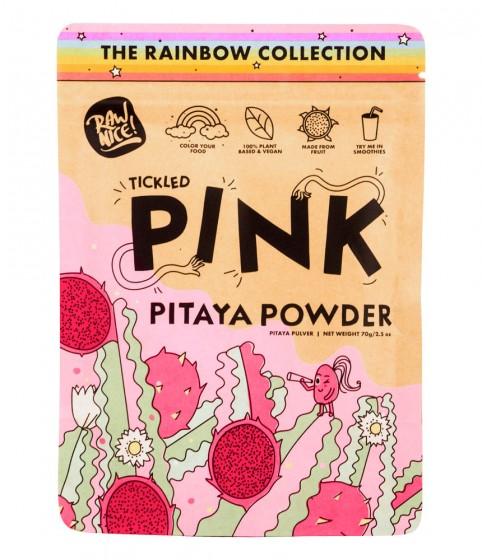 Розова питая (драконов плод) на прах - 70 г, Rawnice,  70 г