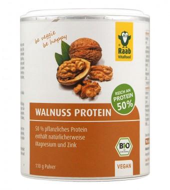 Орехов протеин на прах - био - 110 г