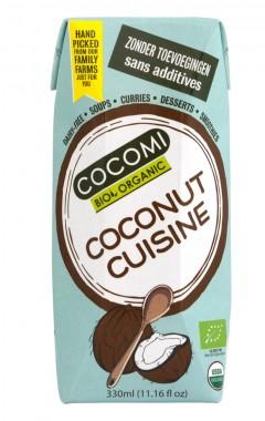 Кокосова сметана за готвене - био - 330 мл