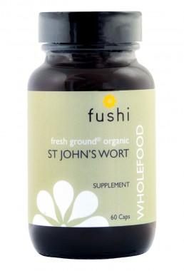 St John's Wort - organic - 60 capsules