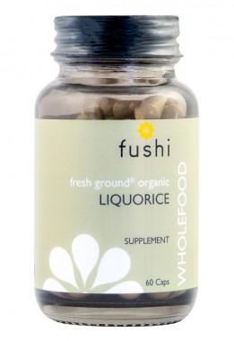 Liquorice - organic - 60 capsules