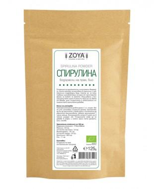 Спирулина на прах - Био - 125 г