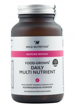 Ежедневни витамини и минерали за жени - 60 капсули