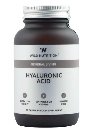Хиалуронова киселина - 30 капсули, Wild Nutrition,  30 бр