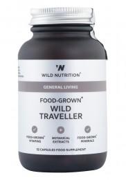 "Комплекс ""Пътешественик"" - 32 капсули , Wild Nutrition,  32 бр"