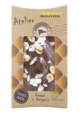 Шоколад с оризово мляко Trail Mix - био - 90 г
