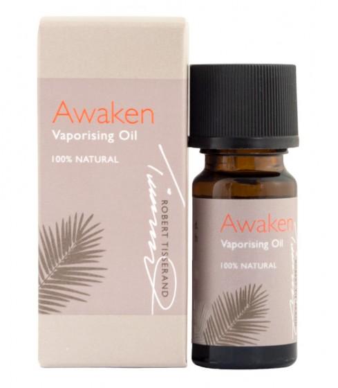 Арома комбинация за дифузер Awaken - 10 мл, Tisserand® Aromatherapy,  10 мл
