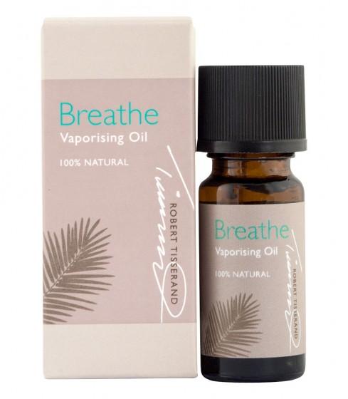 Арома комбинация за дифузер Breathe - 10 мл, Tisserand® Aromatherapy,  10 мл