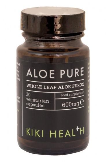 Чисто горчиво алое (ферокс) - 20 капсули, Kiki Health,  20 бр