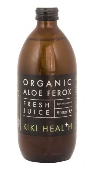 Сок от чисто горчиво алое (ферокс) - био - 500 мл, Kiki Health,  500 мл