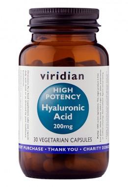 Хиалуронова киселина - високо потенцирана - 30 капсули