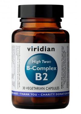 B-комплекс с високо съдържание на B2 - 30 капсули