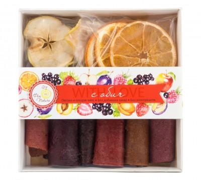 Комплект пестили и сушени плодове асорти - 150 г