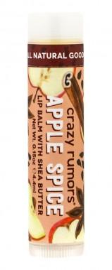 """Балсам за устни с ябълка и подправки """"Apple Spice"""""""