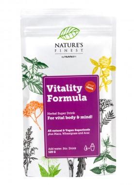 Супернапитка на прах Vitality (Жизненост) - 125 г