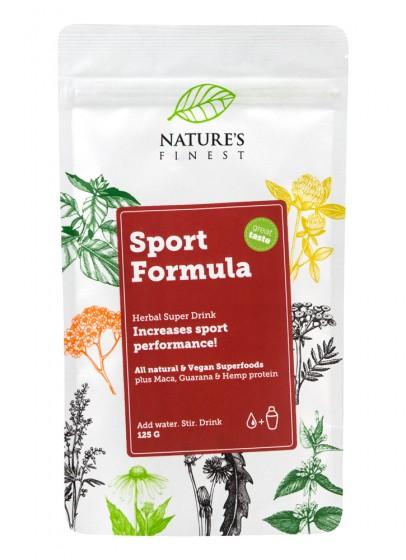 Супернапитка на прах Спорт - 125 г, Nutrisslim,  125 г