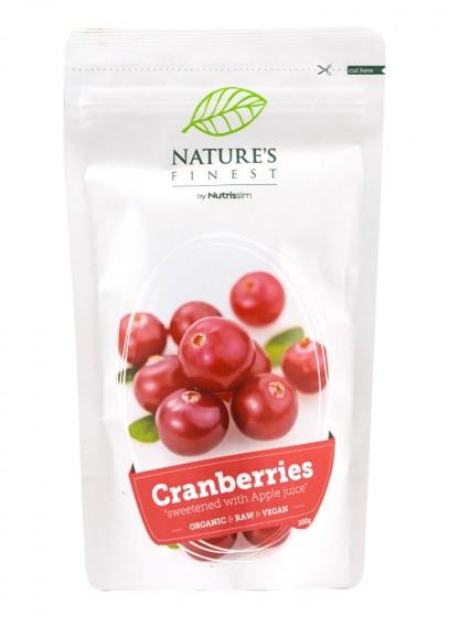 Cranberries - organic - 200g, Nutrisslim,  200 g