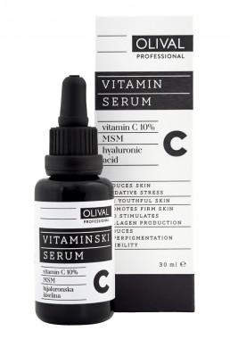 Витаминен серум за лице - 30 мл